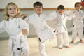 toddlers and taekwondo