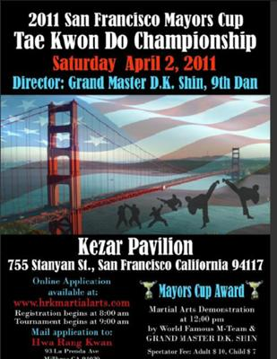2011 San Francisco Mayors Cup