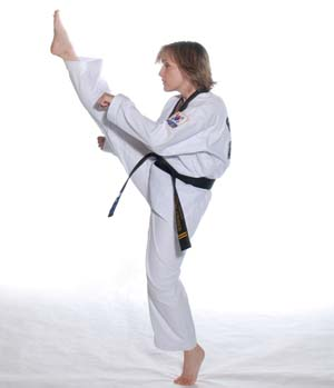 tae kwon do kicking techniques