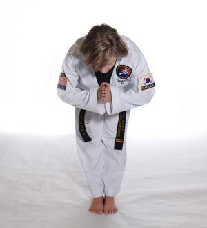 Taekwondo Bow