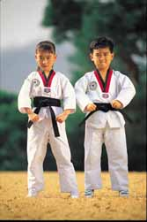 Black Belt Kids