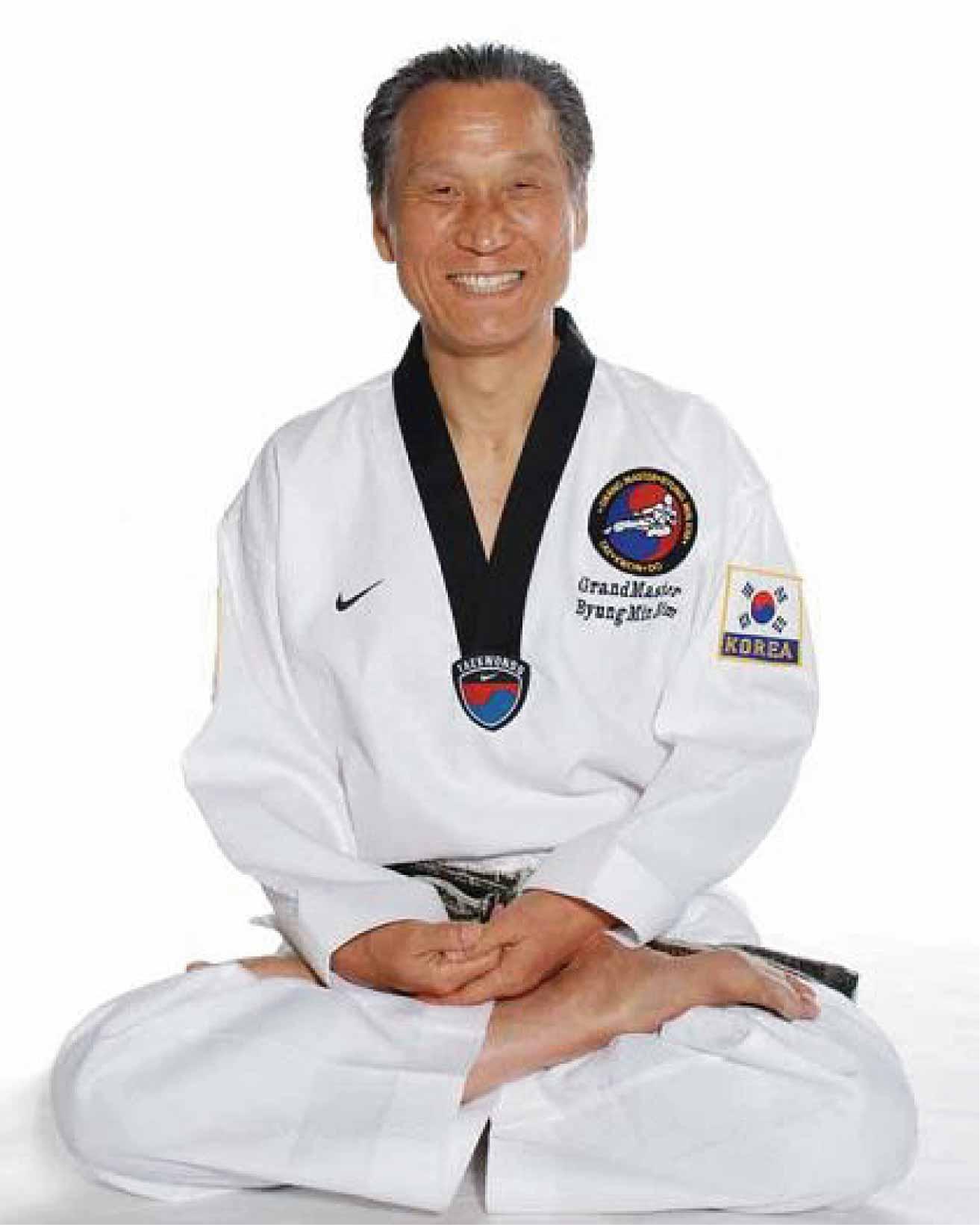 grandmaster Byung Min Kim